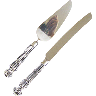 Waterford Crystal Pie Cake Server
