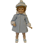 "Shirley Temple ""Sunday Best"" Doll"