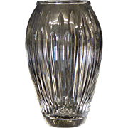 Waterford Crystal Carina Pattern Vase