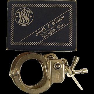 Smith & Wesson Model 94 Handcuffs