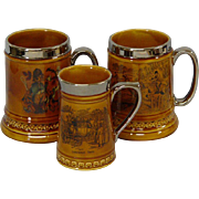 Lord Nelson Pottery Mugs