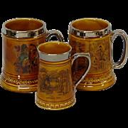 Lord Nelson Pottery Mugs
