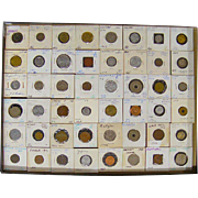 Foreign Coin Assortment