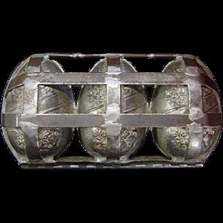 Anton Reiche Chocolate Egg Mold