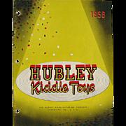 1956 Hubley Toy Catalog