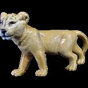 Beswick Lion Cub
