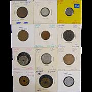 Japanese Coin Assortment