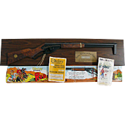 Daisy Red Ryder/Ducks Unlimited B B gun