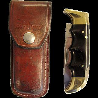 Kershaw 1050 Knife w/Sheath