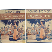 Disney's Snow White Sheet Music