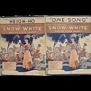 Disney's Snow White Sheet Music