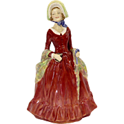 Royal Doulton Figurine Sabbath Morn HN1982