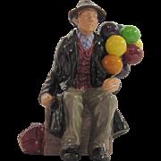 Royal Doulton Figurine The Balloon Man HN1954
