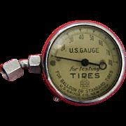 Vintage Tire Pressure Gauge