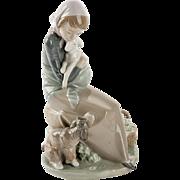 Lladro Jealousy Figurine