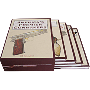 America's Premier Gunmakers (4 Volume Set)
