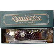 Remington Trailhand Scout Knife