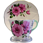 Shelley Cup & Saucer Set
