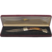 Camillus 1989 Pennsylvania Wild Turkey Knife