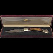 Camillus 1989 Pennsylvania Wild Turkey Knife