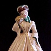California Florence Lady Figurine Irene