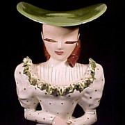 Betty Lou Nichols LuAnne Head Vase
