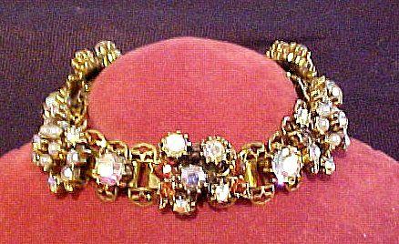 Vintage Florenza Multi Colored Bracelet