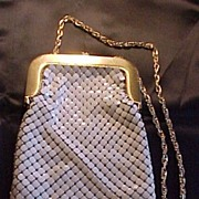 Whiting & Davis W&D Mesh Purse
