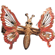 Trembler Butterfly Hair Clip Ornament