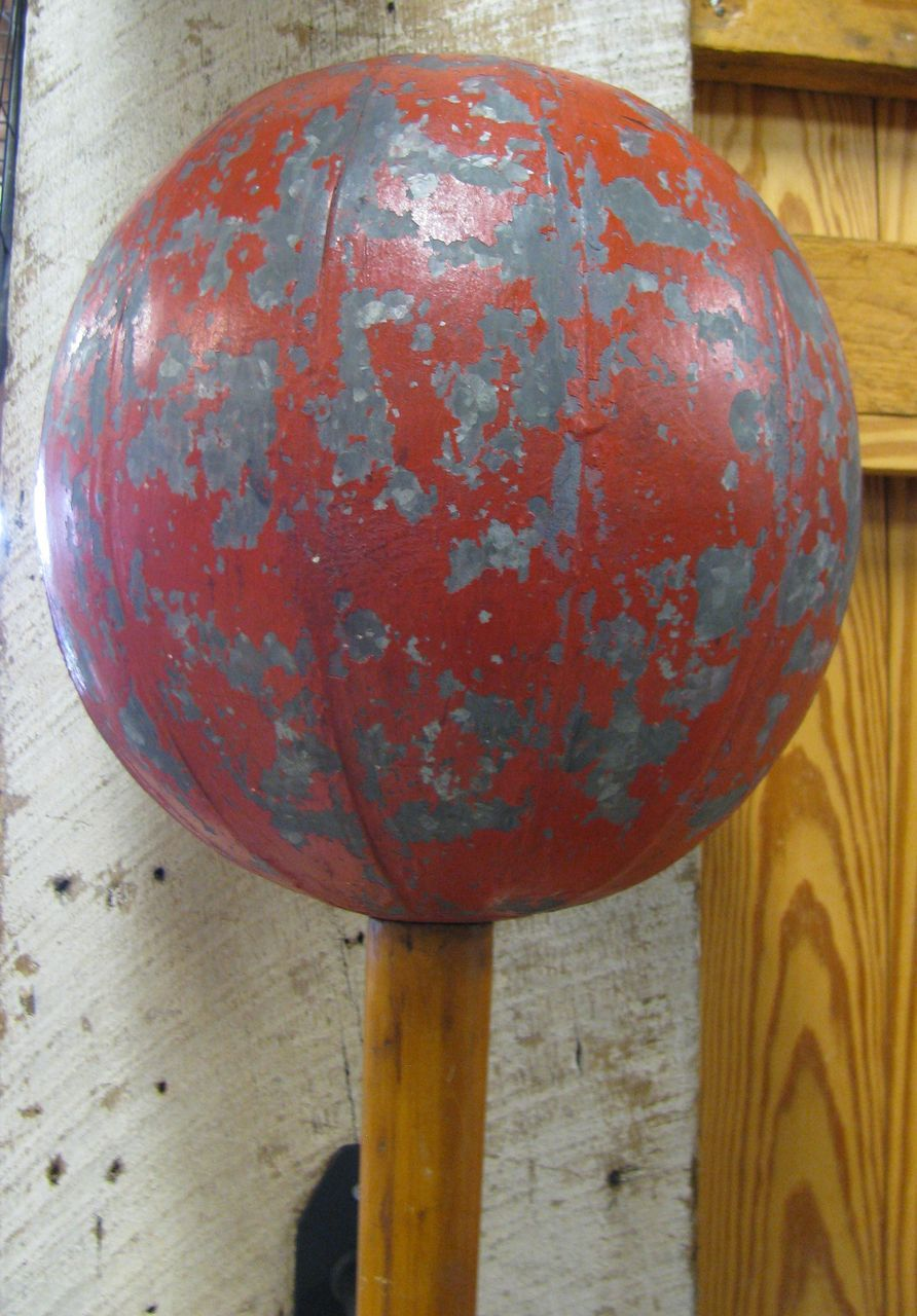 vintage magic wand large painted sideshow stage prop from north2southantiques on ruby lane. Black Bedroom Furniture Sets. Home Design Ideas