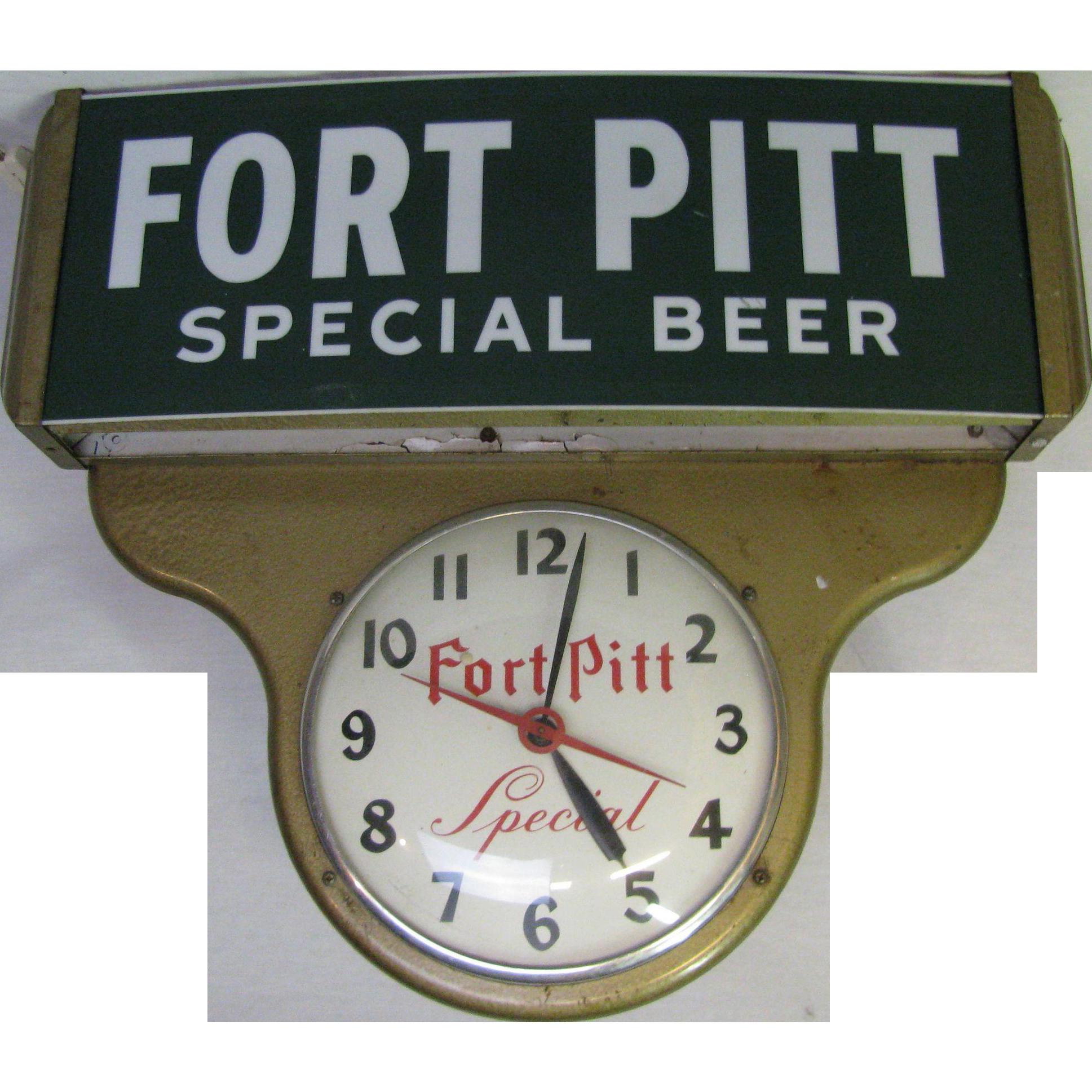 Vintage Beer Clocks 73
