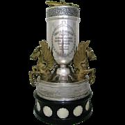 Vintage Bay City Michigan Water Carnival Champion Trophy 1931