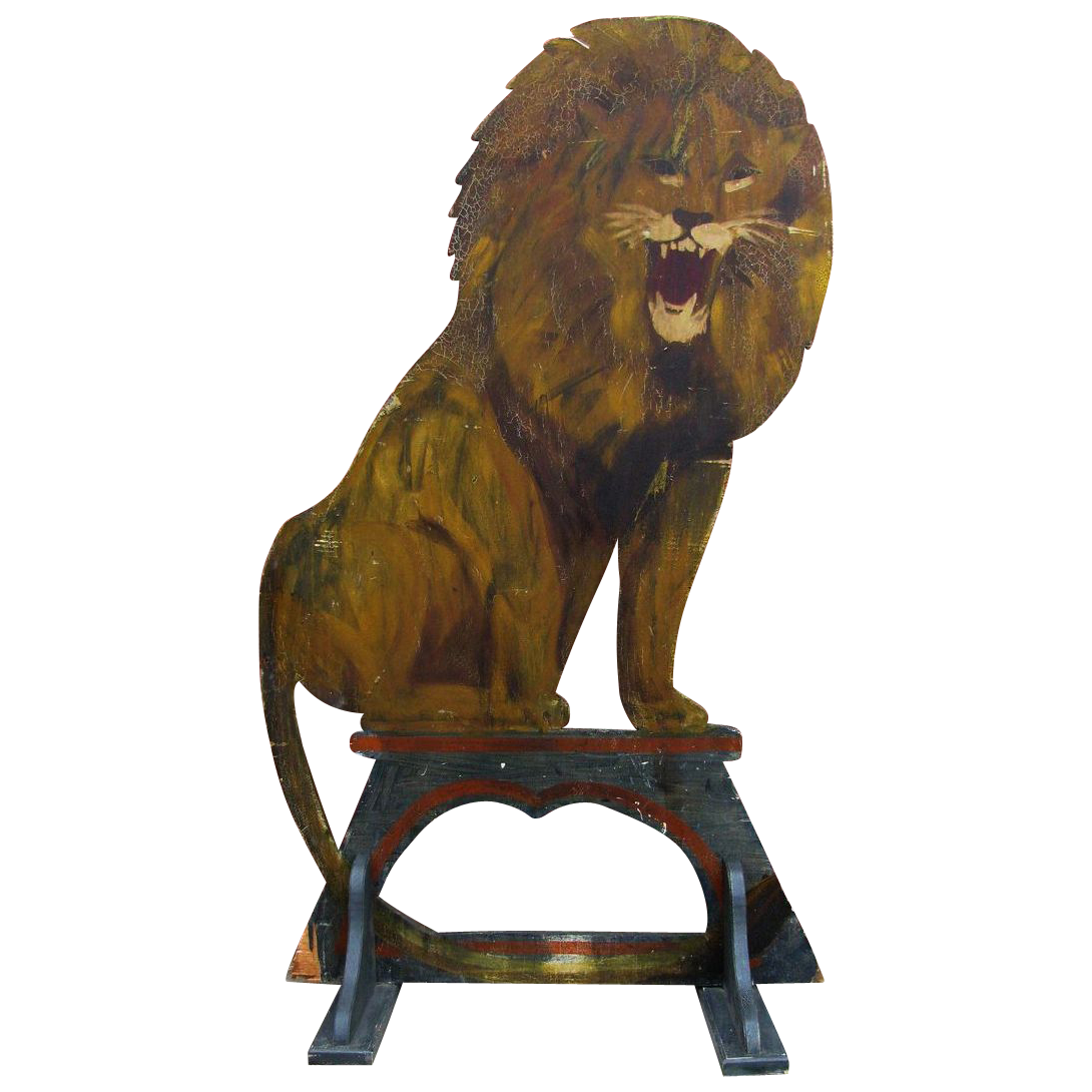 circus lion png -#main