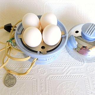 Vintage Hankscraft Egg Cooker Working