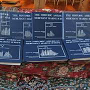 The Historic American Merchant Marine Survey 1983
