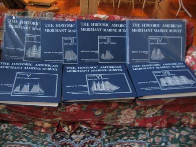 The Historic American Merchant Marine Survey 1983
