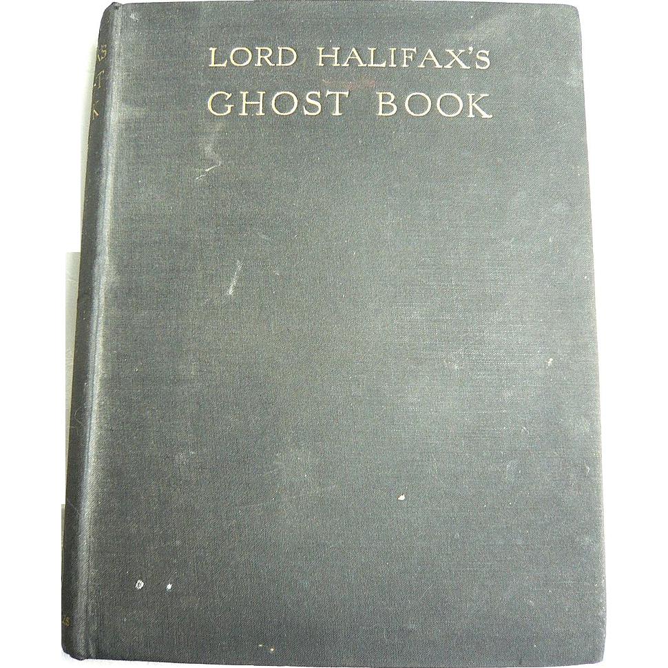 Item ID: HALIFAX In Shop Backroom