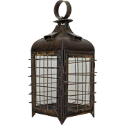 19th c. French Lantern