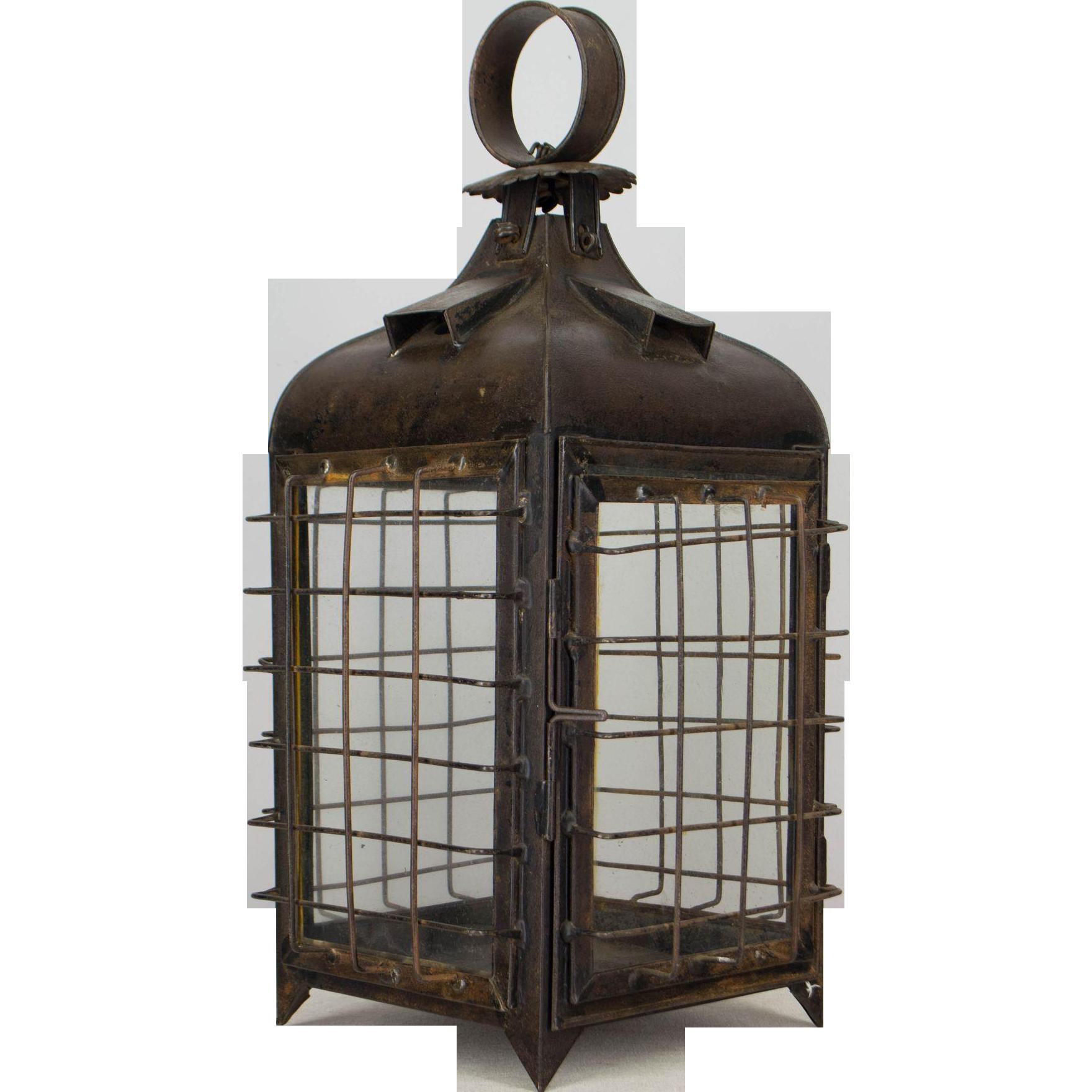 19th c. French Lantern