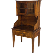 19th c. Louis XVI Style Miniature Desk