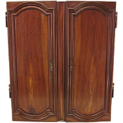 Pair of Louis XIV Style Doors