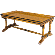 French Charles X Style Coffee Table