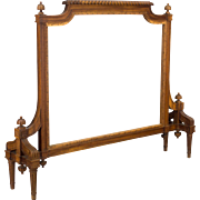 French Louis XVI Style Fire Screen