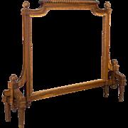 French Louis XVI Style Fire Screen