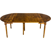 19th c. French Louis Philippe Style Dining Table