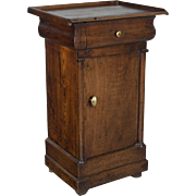 19th c. French Side Table or Night Stand