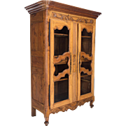 18th c. Country French Cabinet