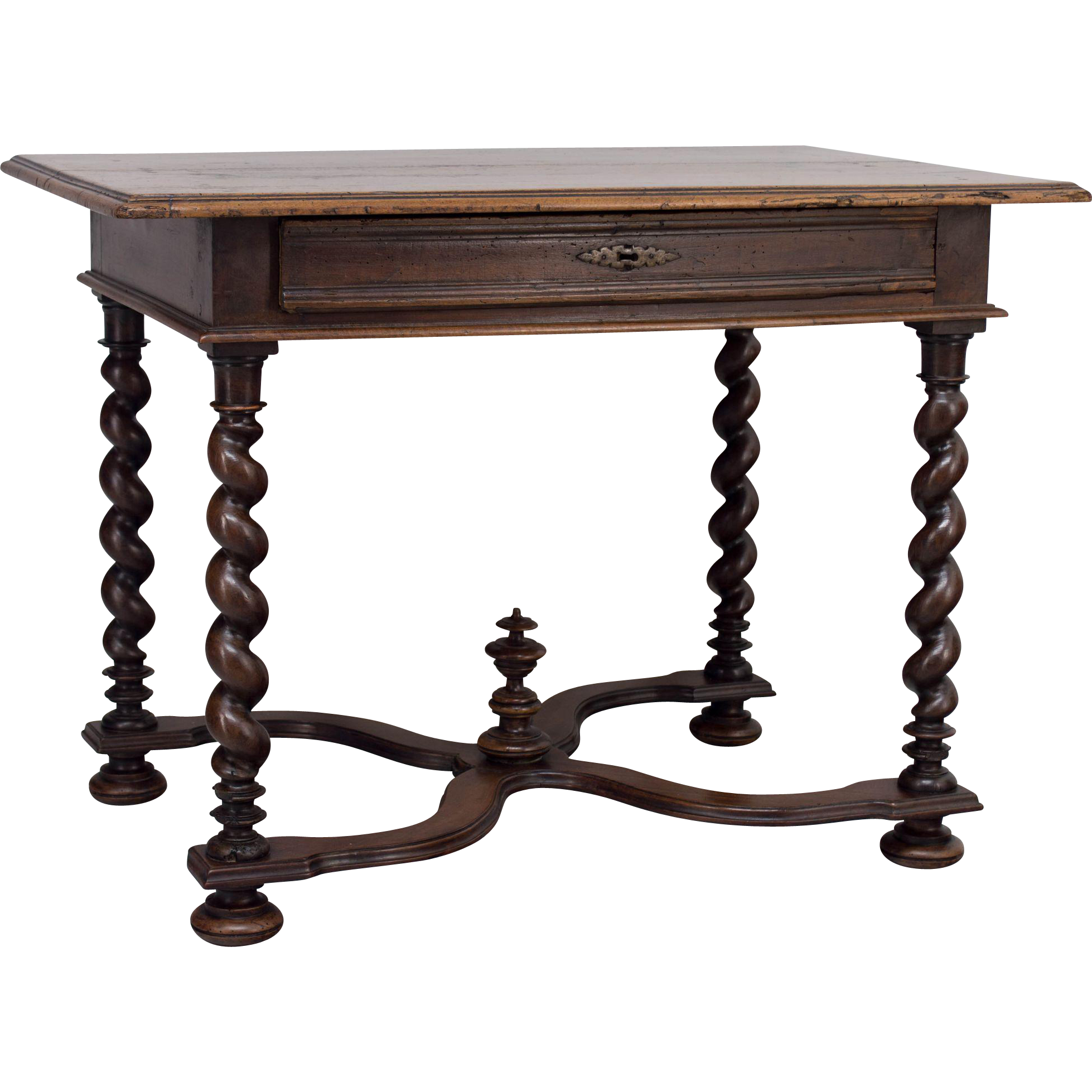 18th Century Louis XIII Style Side Table