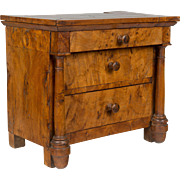 19th Century Empire Miniature Commode