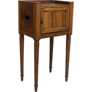 19th c. French Directoire Style Side Table